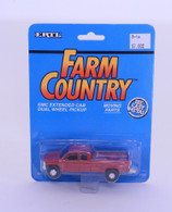 1/64 GMC Extended Cab Dual Wheel Pickup