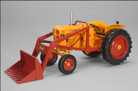 1/16 Minneapolis Moline 445 Wide Front with loader
