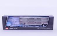 1/64 DCP Kenworth K100 with Wilson Livestock Trailer