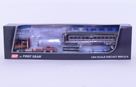 1/64 DCP Kenworth K100 With EAST End Dump Chrome Plated Trailer