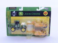 1/64 John Deere 9520 with scrapers