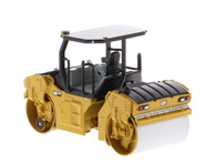 1/64 CAT CB-13 Tandem Vibratory Roller with ROPS