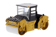 1/64 CAT CB-13 Tandem Vibratory Roller with Cab