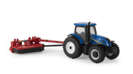 1/64 New Holland T6.175 with H7230 Mower