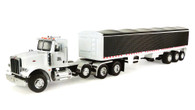 1/16 Big Farm Peterbilt Model 367 with Grain Trailer