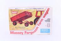 Massey Ferguson Model Kit wagon