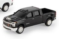 1/64 2020 Chevy Siverado  Black