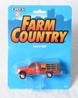 1/64 C&S Stake Bed Truck Ford F-350