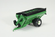 1/64 GREEN Brent Avalanche 1196 Grain Cart with Flotation Tires