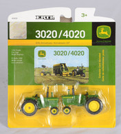 1/64 John Deere 3020/4020 50th Anniversary Set