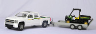 1/16 Big Farm John Deere Pickup and Gator set