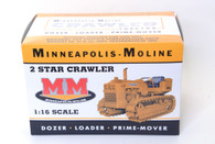 1/16 Minneapolis Moline 2-Star National Toy Truck & Construction Show
