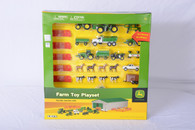 1/64 John Deere Farm Toy Playset