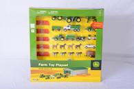 1/64 John Deere Farm Toy Playset