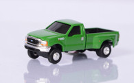 1/ 64 Ford F350 Pickup (Green)