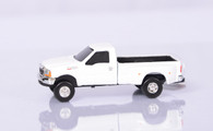 1/ 64 Ford F350 Pickup (White)
