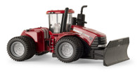 1/64 CASE International Steiger 580 4WD Wheeled Tractor with Front Blade