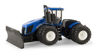 1/64 New Holland T9.645 4WD Tractor With Grouser Blade