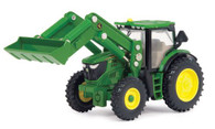 1/64 John Deere 6210R with loader