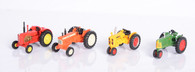 1/64 4-Piece Agco Historical Set