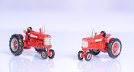 1/64 Farmall 350/450 Set 60th Anniversary Set