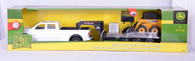 1/16 Big Farm Ram 3500 with Gooseneck trailer & L225 Skid steer