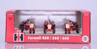 1/64 Farmall 460/560/660 Set