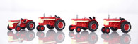 1/64 International Farmall 460/560 Set