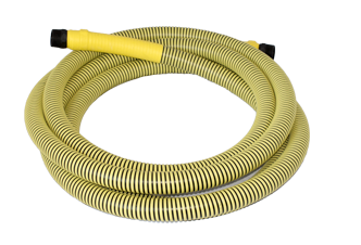 """Hose - Pumpout Replacement - 50' With 1.5"""" MNPT Fittings"""