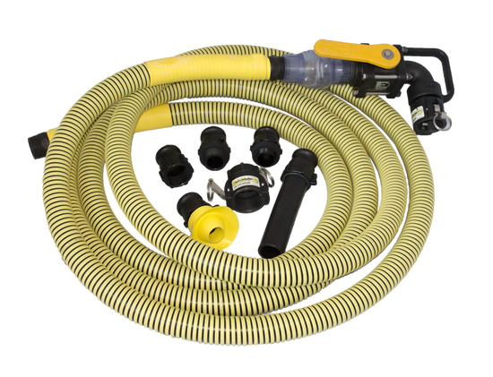 33' Pumpout Hose Assembly (261-33-150)