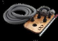 165AL Manual Portable Pump Kit - Aluminum (165AL-30-200)