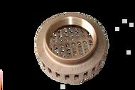 """Strainer - Shatterproof Bronze - 4"""" FNPT (111BS-400)"""