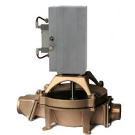 220 Air Powered Diaphragm Pump - Bronze (220ACB-150)
