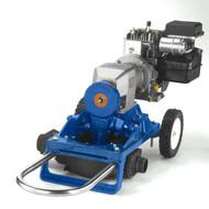 120 Single Diaphragm Gas Pump Cart Mount- Aluminum (120GWA-200)
