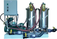 Multiple Tank Vacuum Pumping System