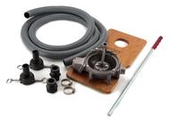 Manual Portable Pump Kit 18GPM - Aluminum (165AL-18-150)