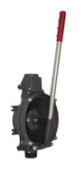 Compact Manual Lever-Action Vertical Mount Pump - Aluminum (256AL-150)