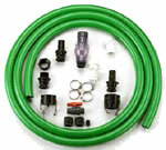"30' Waste Hose Assembly - 2"" ID (279WHA-200)"