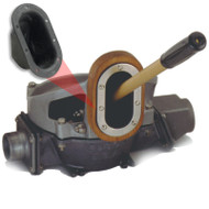 Rubber Boot for 258AL-150 Compact Manual Pump (160-B-389)