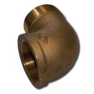 "Plumbing  -Elbow, 90 Degree, Street 2"" Bronze (160-A-1711-200)"