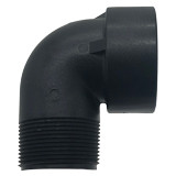 "Plumbing  -Elbow, 90 Degree, Street 1.5"" SCH 80 PVC(160-A-2671)"
