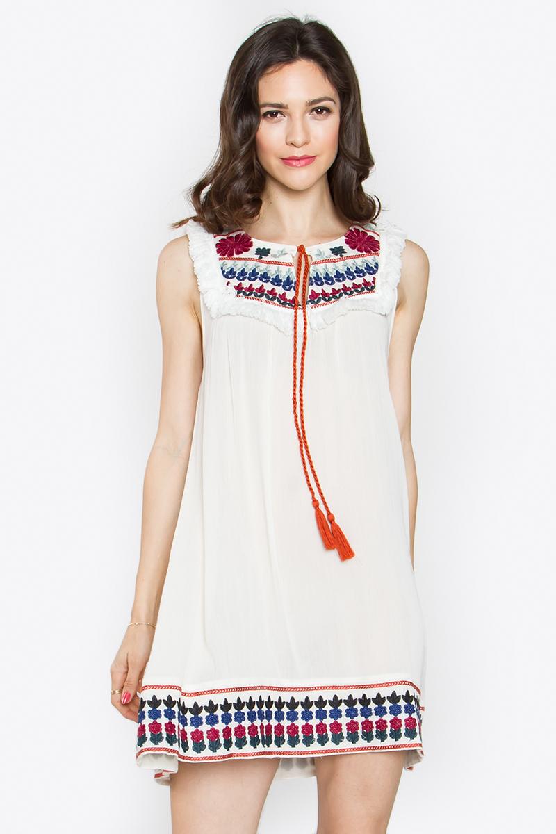 Primrose Market Blog- Boho Style-bib front dress