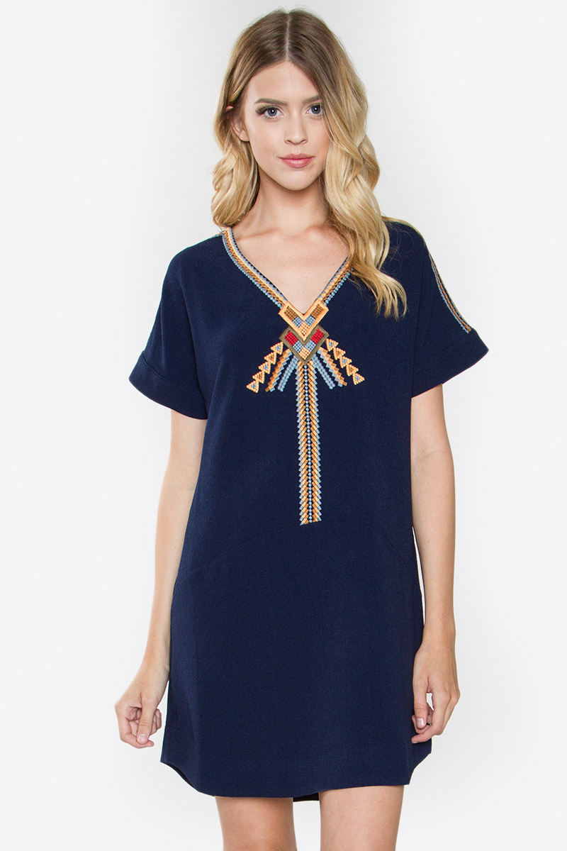 Primrose Market Blog- Boho Dress-Tunic Dress