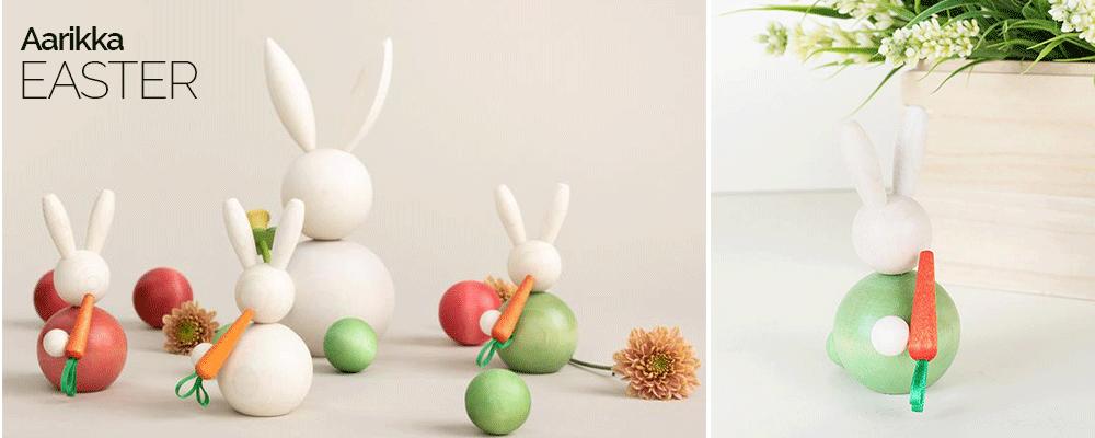 Aarikka Easter Bunnies