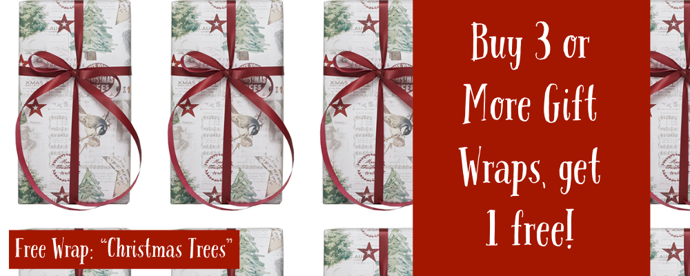 Gift Wrap Sale 2018