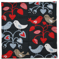 Pot Holder - Love Birds (524500)