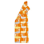 Kitchen Towel - Shore Birds - Orange (566701)
