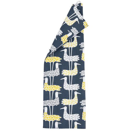 Kitchen Towel - Shore Birds - Blue (566702)