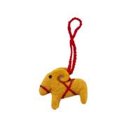 Julbock Felt Ornament (591036)