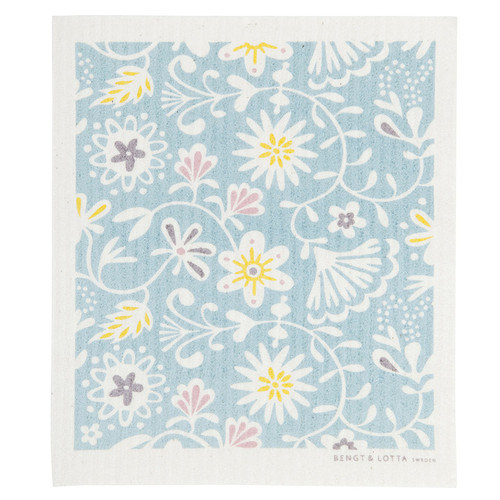 Swedish Dishcloth - Floral (600372)